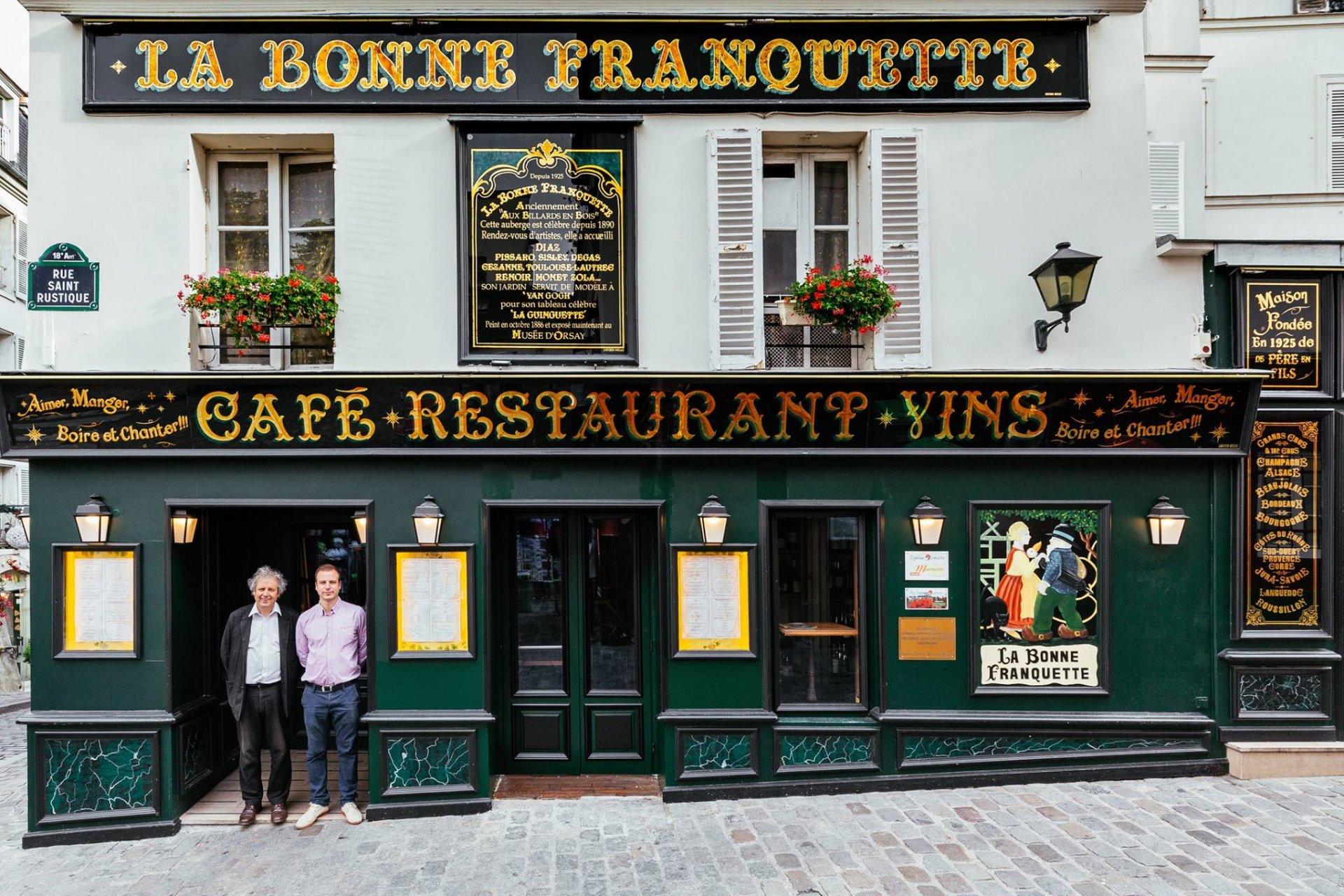 Restaurant Paris - 4 salles