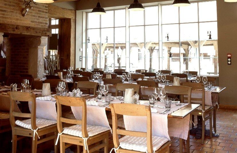Restaurant Lyons la Forêt Le Bistro du Grand Cerf