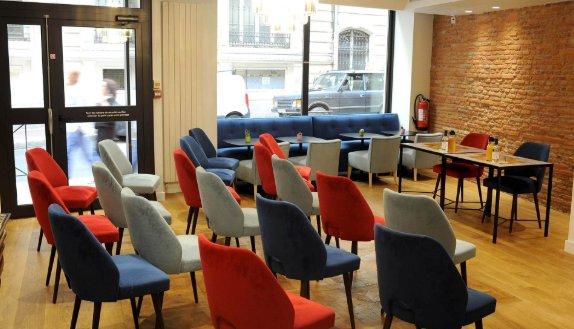 Hôtel Toulouse Centre Albert 1er***