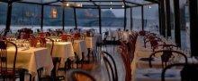 Marina de Paris Diner 2d service Menu Saveurs