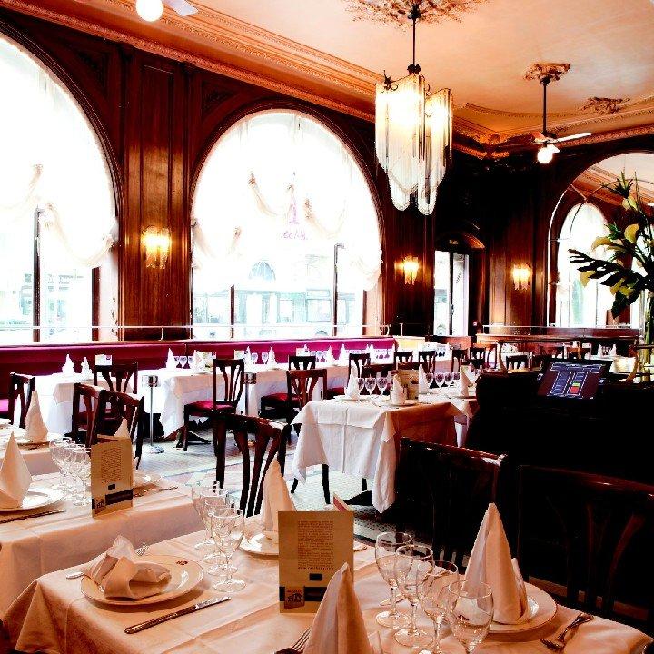 Restaurant Metz Brasserie Les Arts et Métiers Découverte