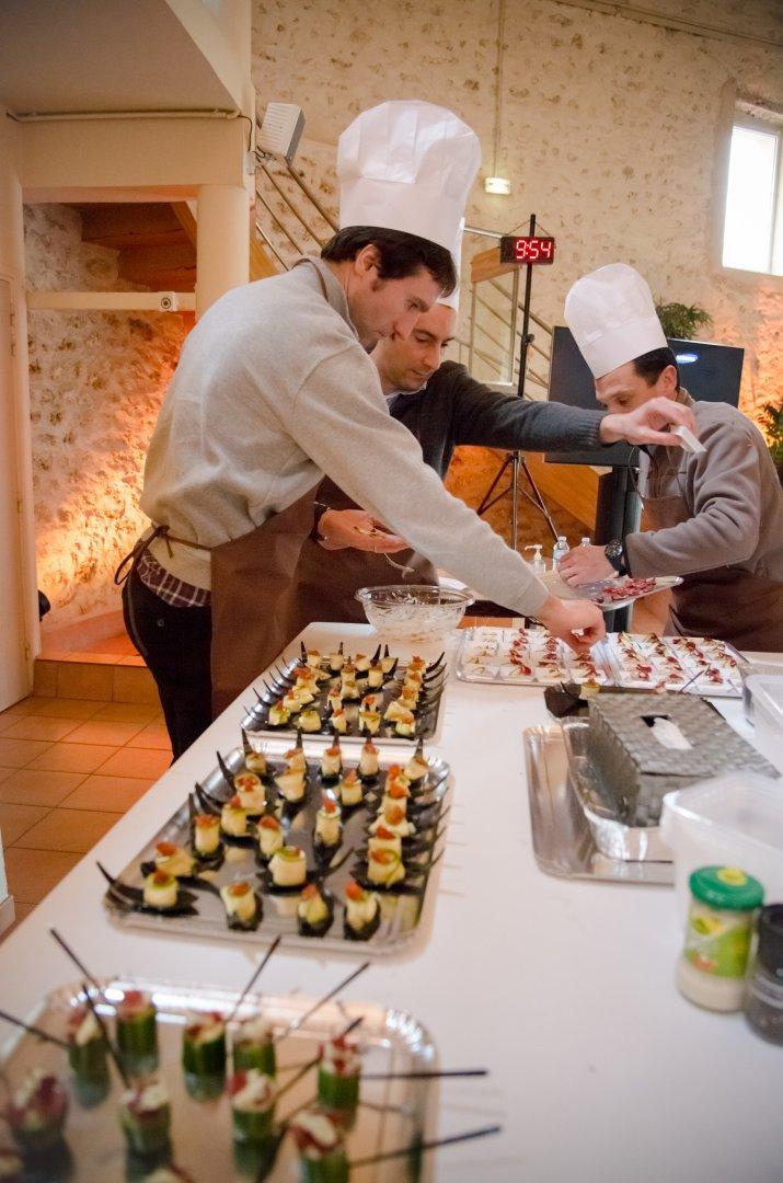 Eat Sentive Cours De Cuisine