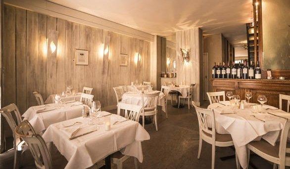 Repas entreprise proche du parc Monceau (Paris 17) restaurant groupe Paris 17