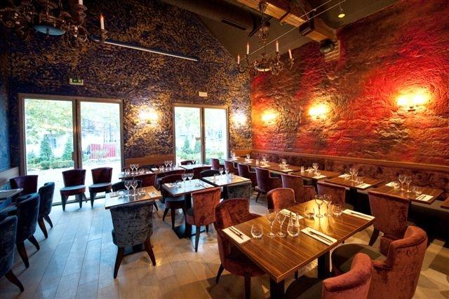 Repas entreprise Bercy (Paris 12) restaurant groupe