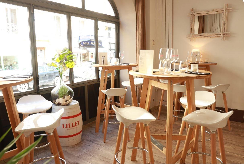Restaurant Paris môm Paris