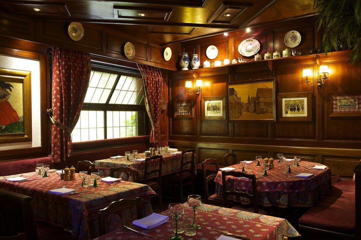 Restaurant Winstub Le Clou Strasbourg Bas-Rhin :