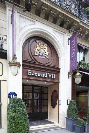Restaurant Paris La Cuisine de l'Edouard 7