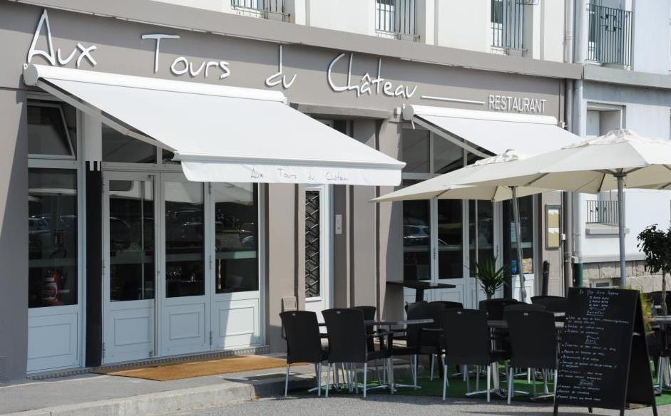 Restaurant Brest Aux Tours du Château