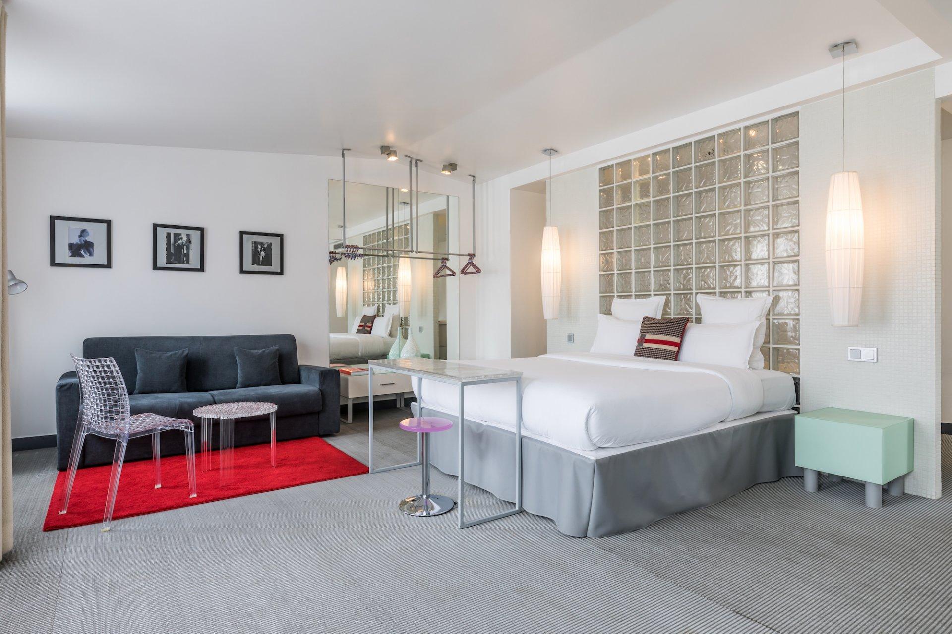 Kube Hôtel****