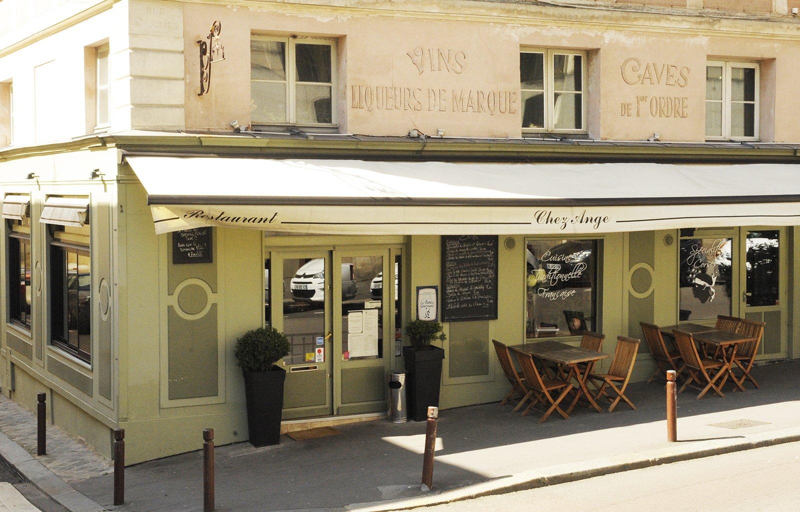 Repas entreprise dans un lieu chargé d'histoire restaurant groupe