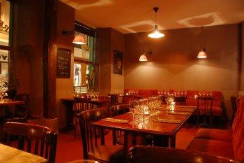 Restaurant Paris Les Mauvais Garçons