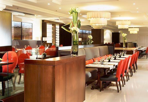 Le Restaurant, Marriott Champs Elysées