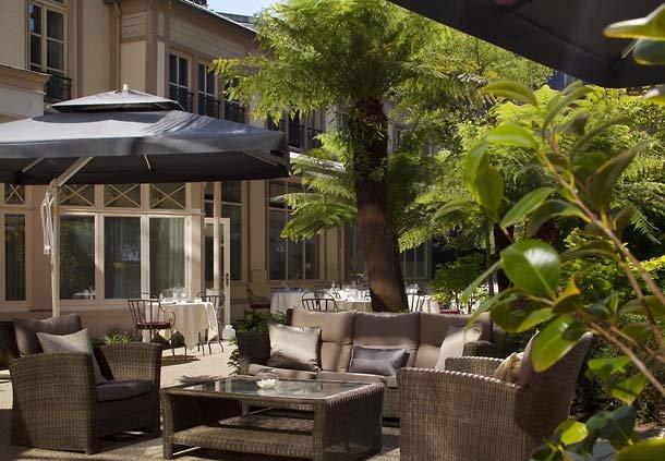 Restaurant Paris Le Relais du Parc, Renaissance Le Parc Trocadéro
