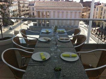 Restaurant Nîmes Le Ciel de Nîmes