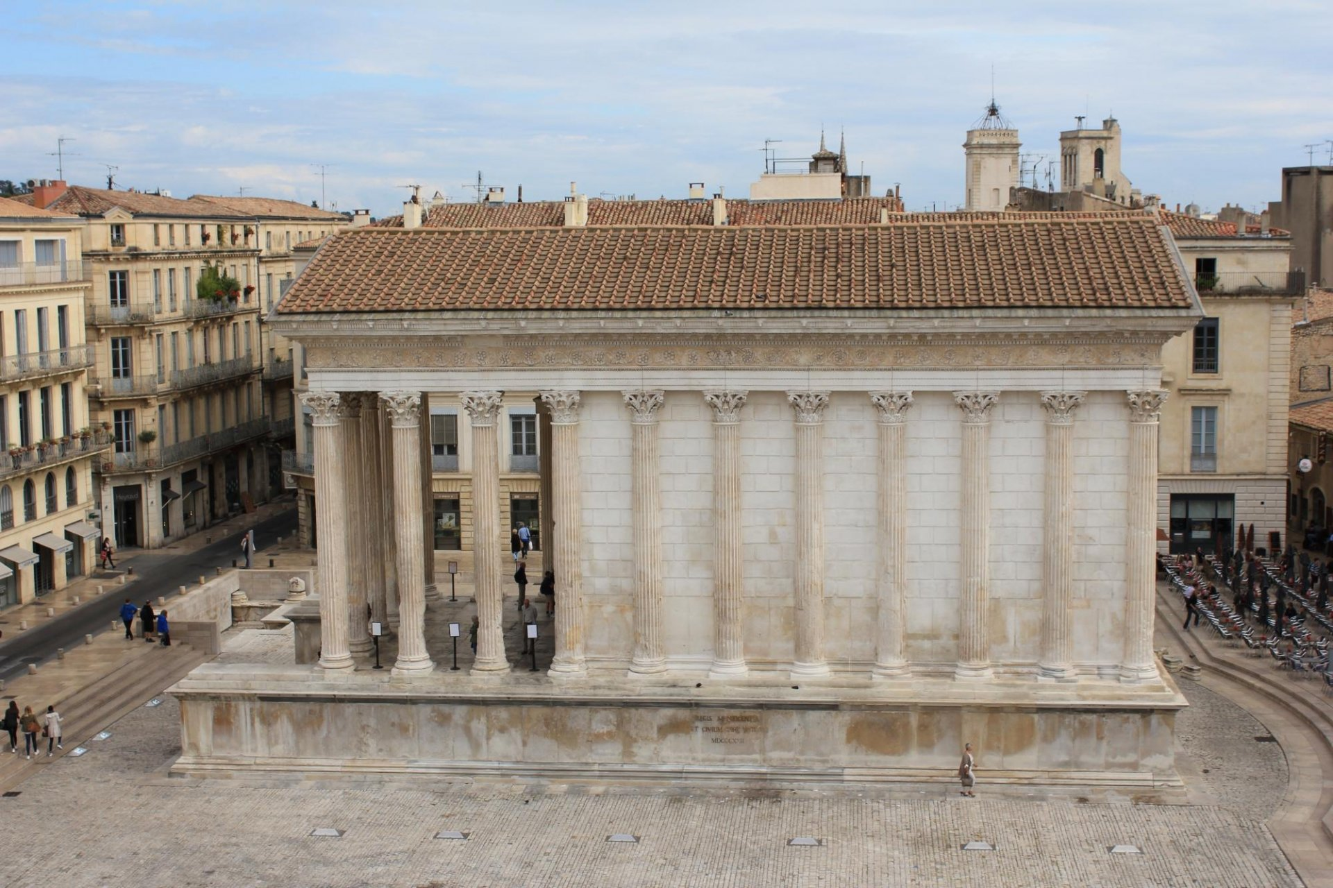Le Ciel de Nîmes