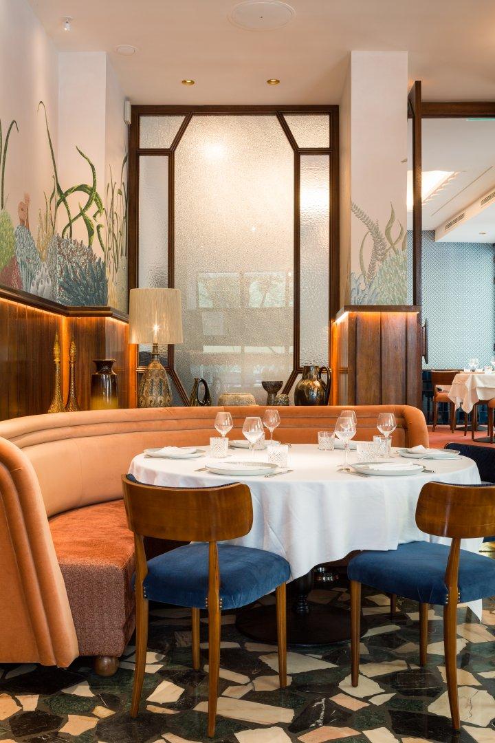 Restaurant Paris Brasserie La Lorraine