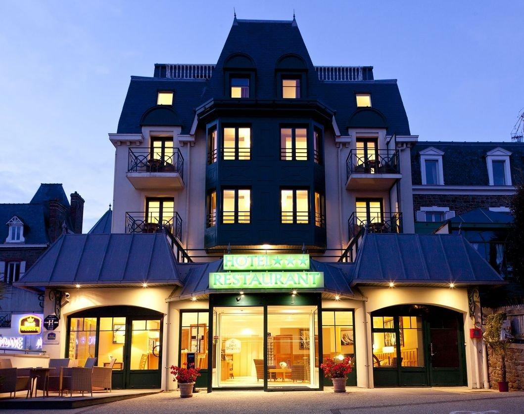 Restaurant Saint Malo L'Etrave