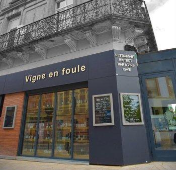 Restaurant Gaillac Vigne en Foule