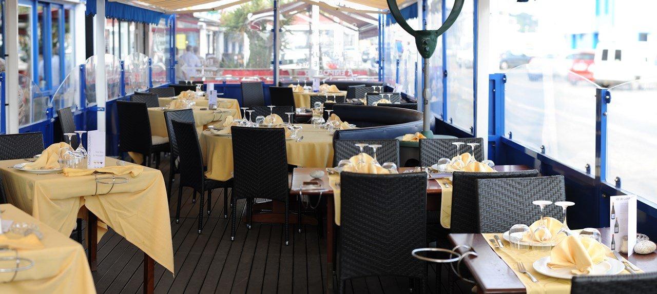 Restaurant Brest La Maison de l'Océan
