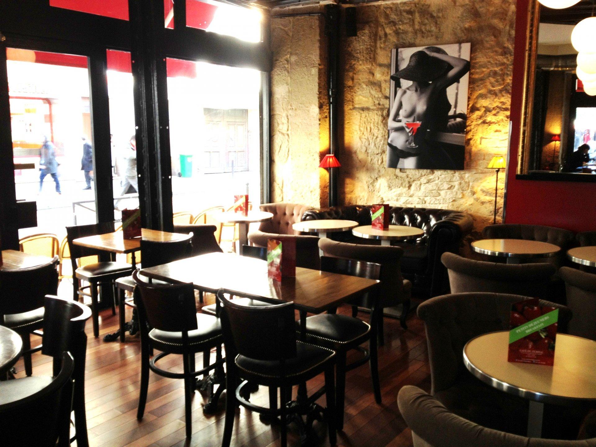 Repas entreprise dans un lieu moderne et cosy à Paris 11 restaurant groupe Paris 11