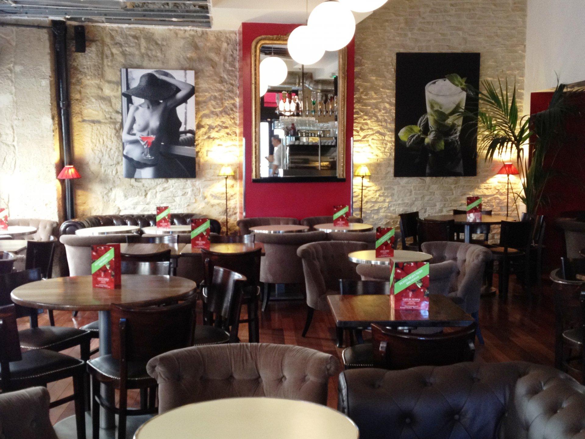 Restaurant Paris Café du Temple