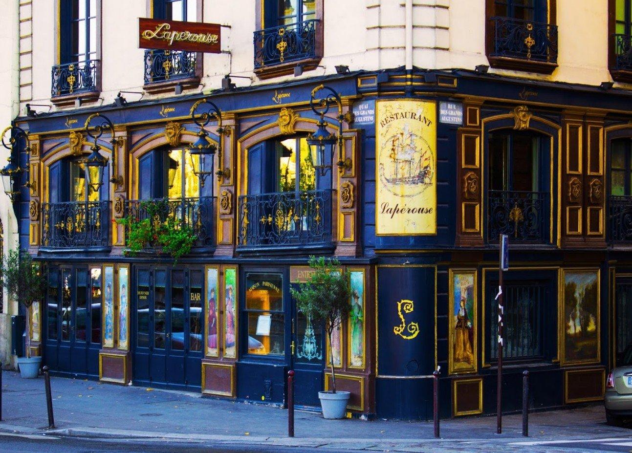 Perouse Restaurant Paris