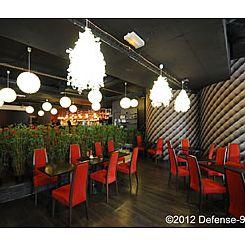 Votre repas d'entreprise dans un restaurant moderne au coeur de la Défense restaurant groupe COURBEVOIE 92