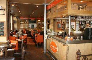 Restaurant Paris Café Séraphin