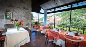 Restaurant Clara Les Loges du Jardin d'Aymeric