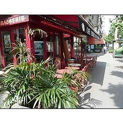 Repas entreprise dans un bistrot familial Porte de Champerret restaurant groupe Paris 17