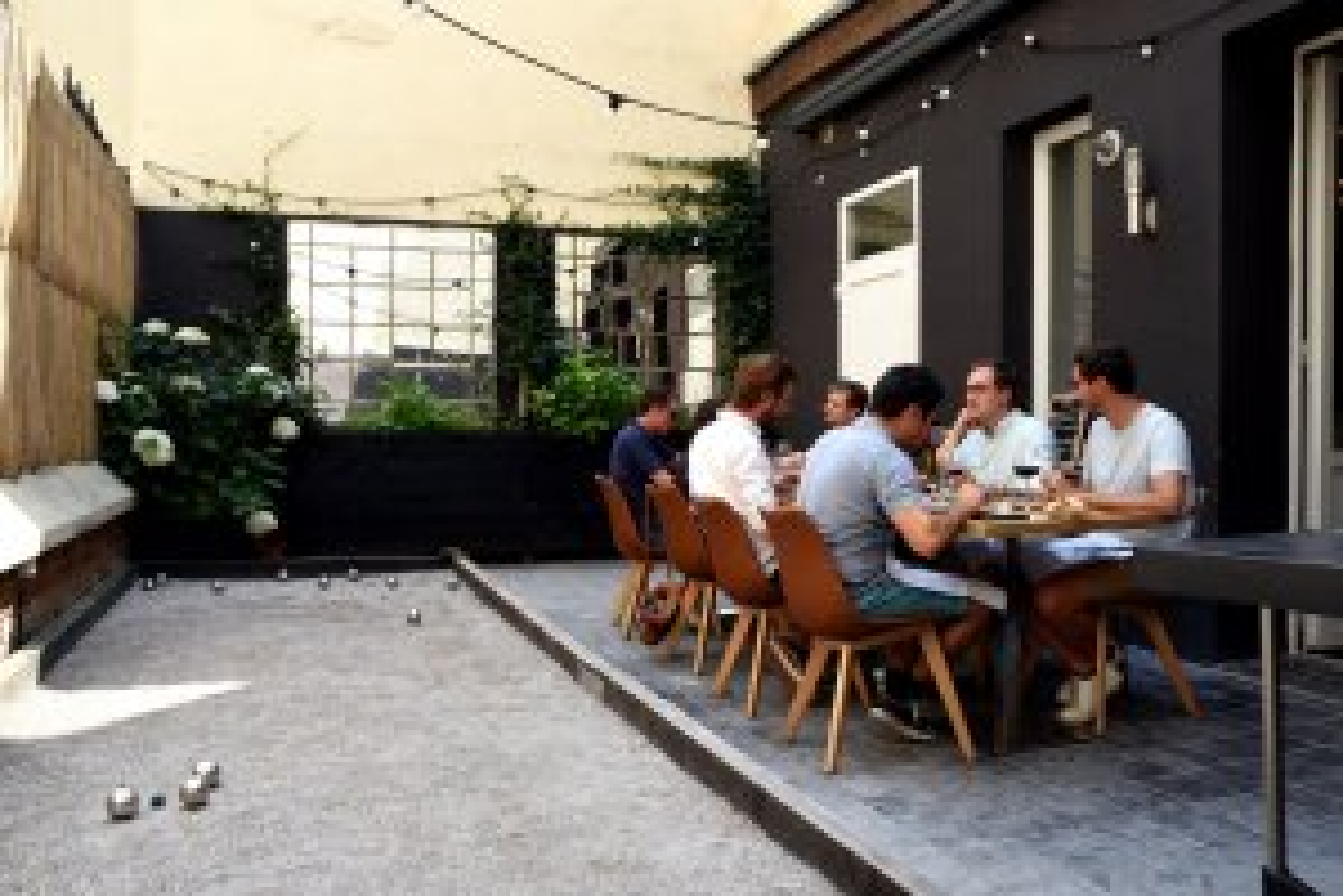 Restaurant Lille Le Club Marot Saveurs