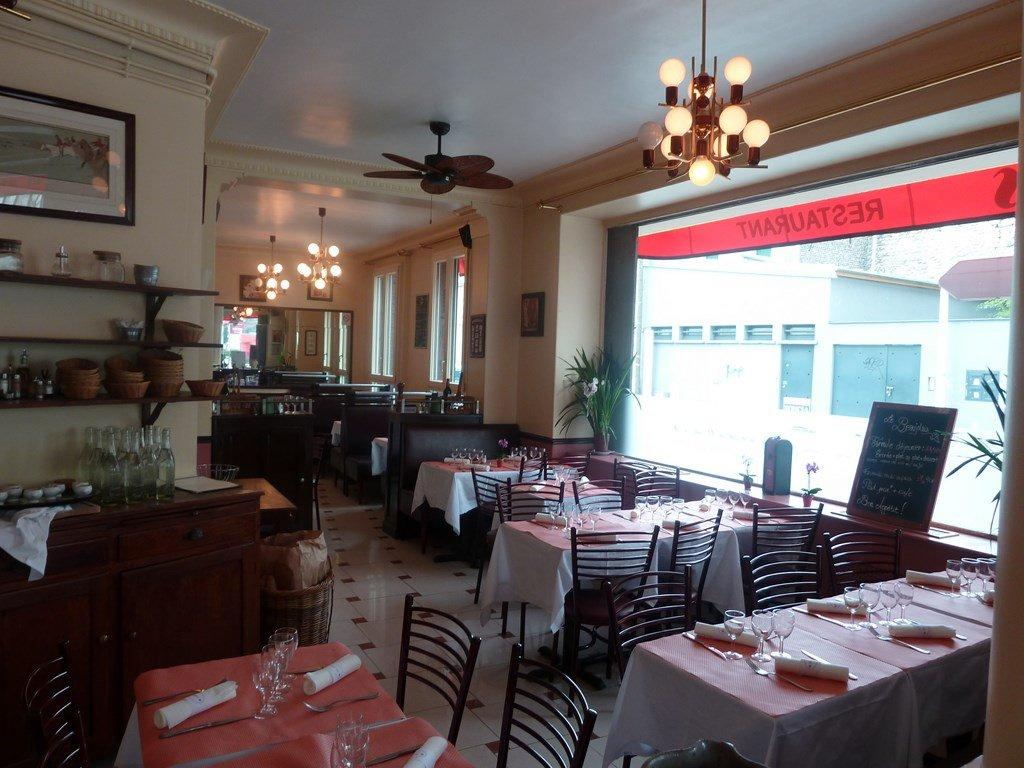 Repas entreprise dans une brasserie � Montrouge restaurant groupe Montrouge 92