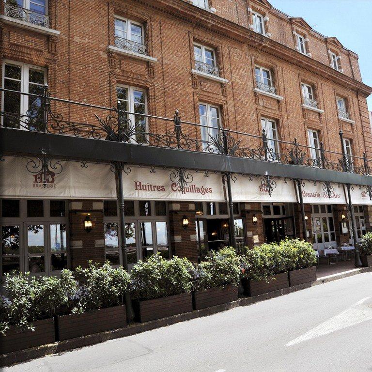 Restaurant Toulouse Brasserie Les Beaux-Arts