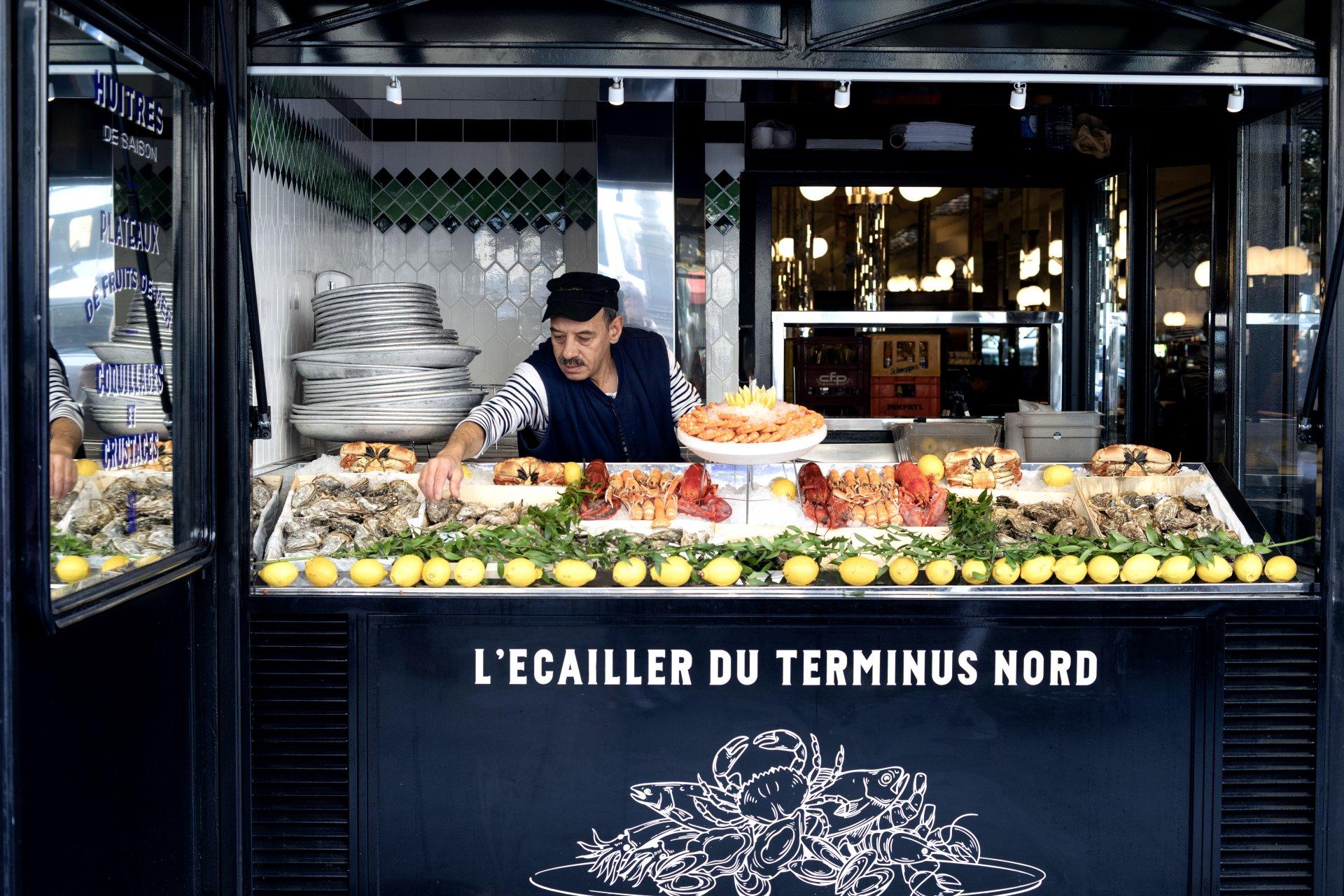 Organisez votre réunion dans cet ancien bistrot de gare dans le 10ème arrondissement restaurant groupe PARIS 10 75