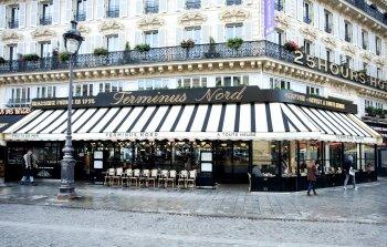 Restaurant Paris Terminus Nord