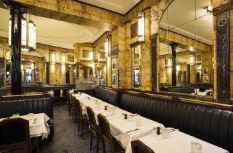 Votre repas d'entreprise à Paris Place de la Bourse restaurant groupe PARIS 2 75