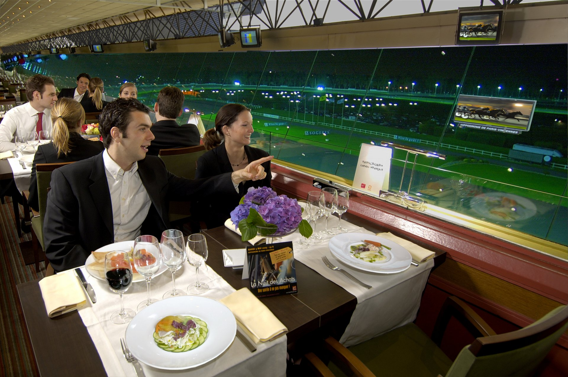 Hippodrome de Paris ideal gourmet – Hippodrome Paris-Vincennes Outsider Menu