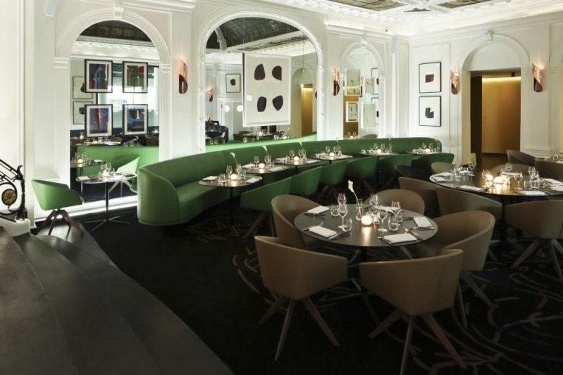 Restaurant Le V Prestige