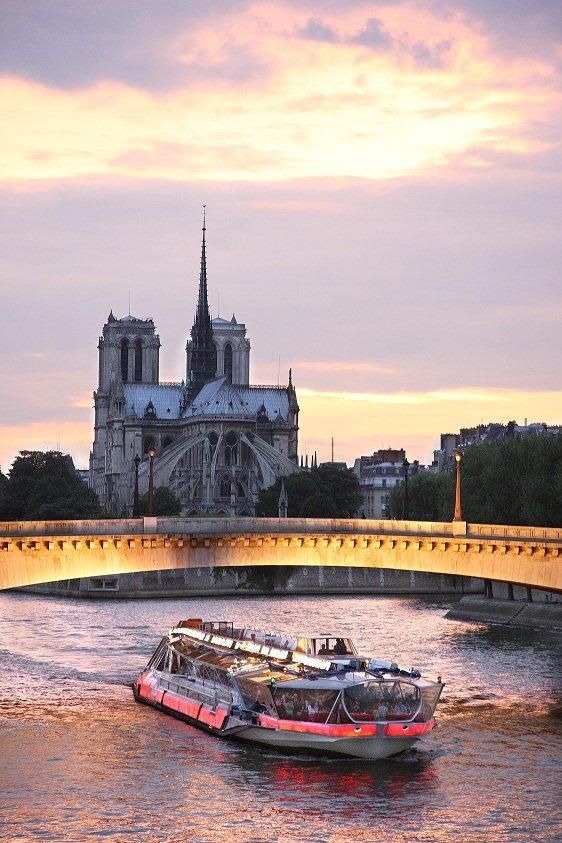 Restaurant Paris Bateaux Mouches Excellence