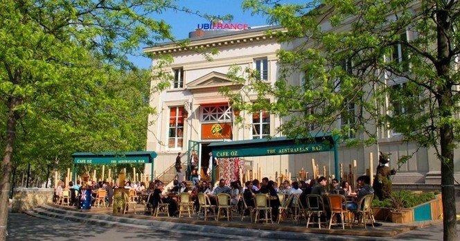 Votre repas d'entreprise dans un restaurant australien � Denfert Rochereau restaurant groupe Paris 14