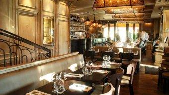 Votre repas d'entreprise dans une brasserie contemporaine au pied du Théâtre du Chatelet restaurant groupe PARIS 1 75