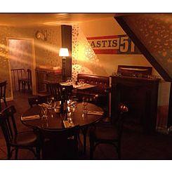 Votre repas d'entreprise dans un bistrot moderne près de la Place des Victoires restaurant groupe