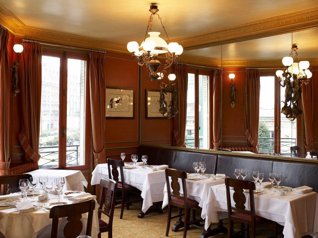 Restaurant Paris Chez Georges Paris