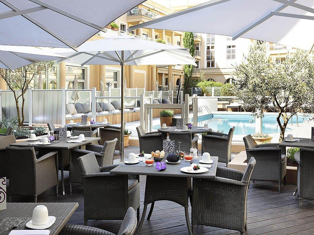Restaurant Aix-en-Provence La Table du Roi, Grand Hôtel Roi René MGallery
