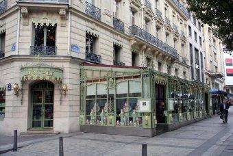 Repas entreprise dans un lieu historique restaurant groupe Paris 8