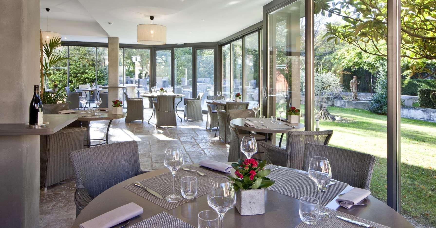 Restaurant Saint Paul Trois Châteaux Villa Augusta