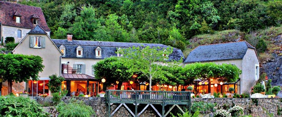 Restaurant Lacave Le Pont de l'Ouysse