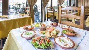 Restaurant Paris Les Cèdres du Liban