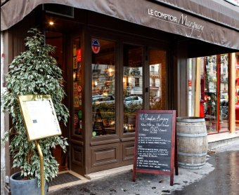 Repas entreprise dans un bistrot traditionnel près de Mouffetard restaurant groupe PARIS 13 75