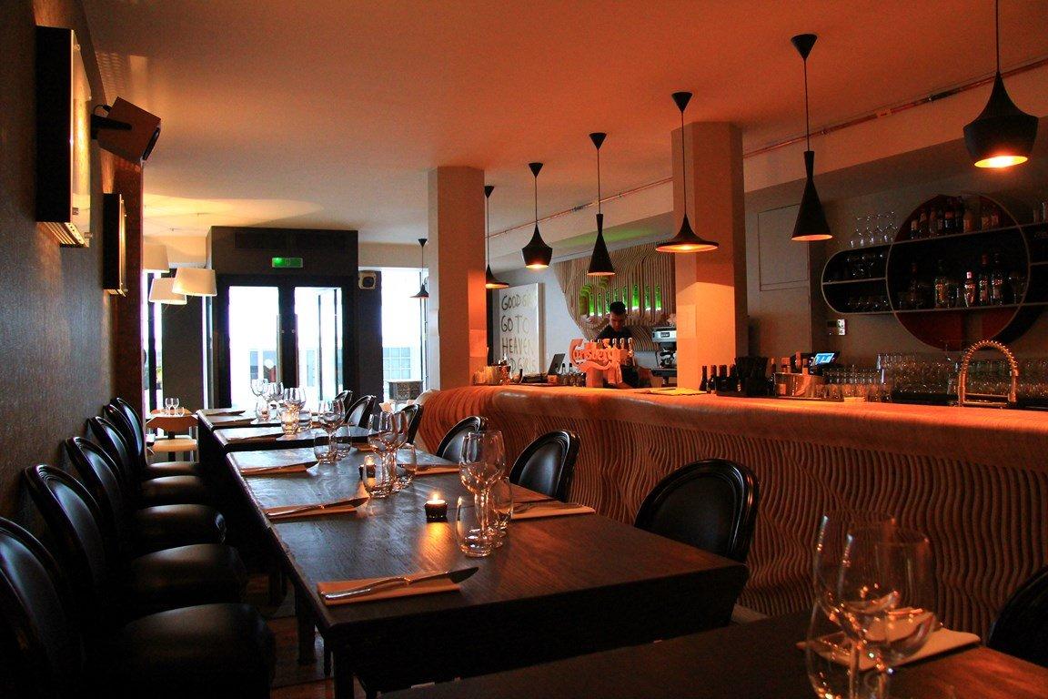 Restaurant atelier des artistes paris paris - Atelier cuisine paris ...